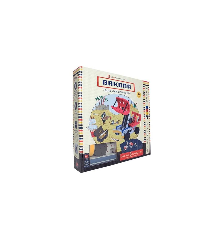 Set Bakoba Building Box 5 - 47 piese
