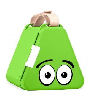 Cutie de jucarii pentru calatorii Teebee - Verde - Organizare