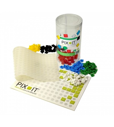 Joc PIX-IT Starter Transparent - Puzzle-uri