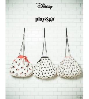 Sac 2 in 1 pentru joaca Play&Go Mickey cool - Organizare