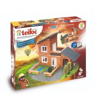 Kit de constructie Teifoc - Vila cu garaj