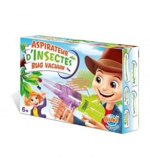 Joc educativ Buki France - Aspiratorul de insecte - Mediu înconjurător
